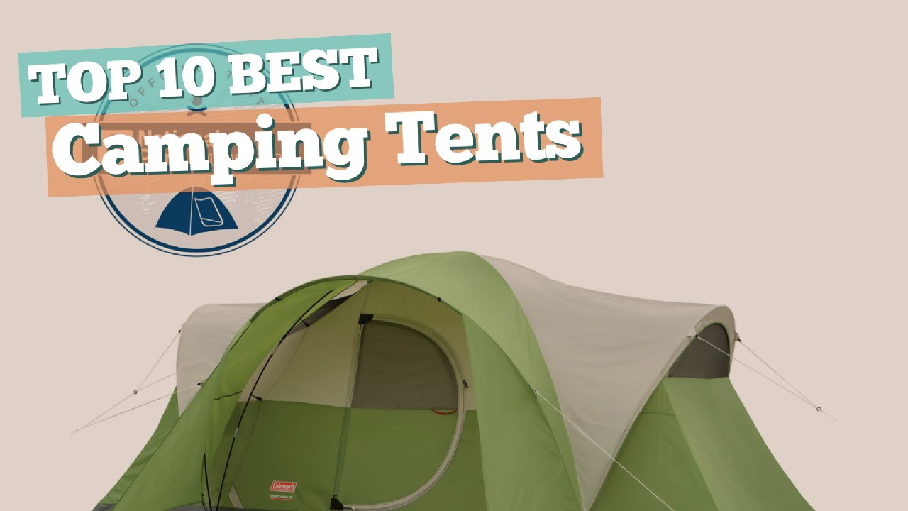 C&ing Tents // Top 10 Best Sellers 2017  sc 1 st  YouTube & Camping Tents // Top 10 Best Sellers 2017 - YouTube