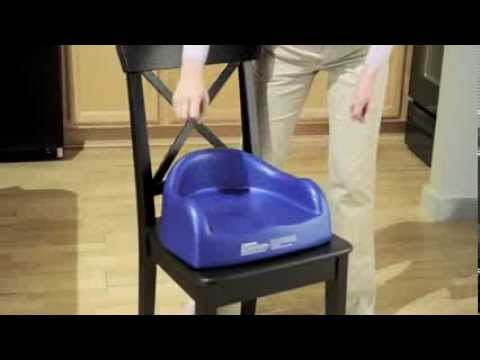 Kids StayPut High Back Foam Booster Seat From One Step Ahead  YouTube