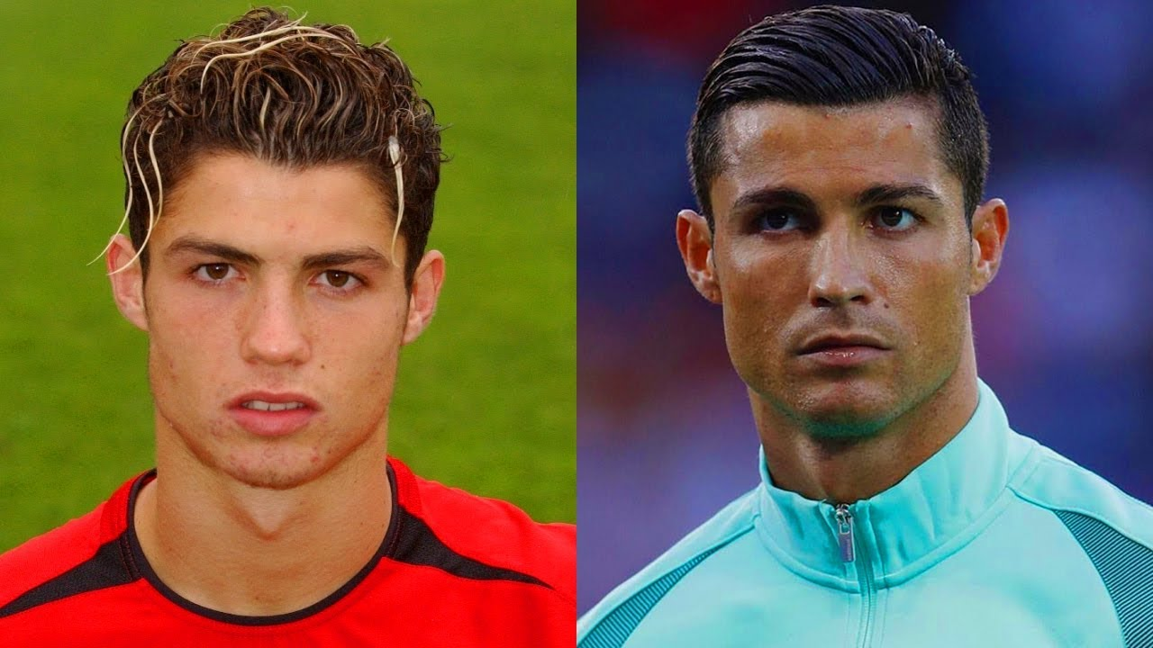 Cristiano Ronaldo S Hairstyles Over The Years Ii 2000 2019 Ii