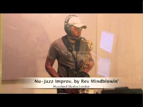 Rev Mindblowin' @ Musicland Studios London