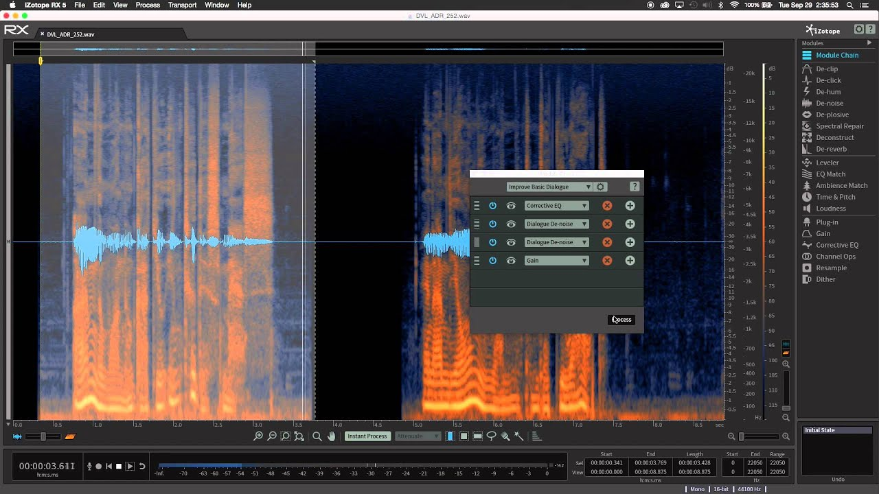 How to clean up noisy voiceover recordings with iZotope RX