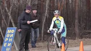 Велоспорт, Петропавловск открытие сезона(разделка)Старт Владимира Майера(1976год)