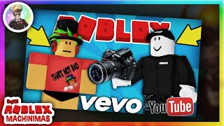 (RE-UPLOAD) If ROBLOX Made ROBLOX MUSIC VIDEOS || ft. Nicco!