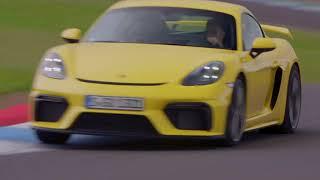 Porsche 718 Cayman GT4 (2020) The Best Sports Car?  – Test Drive