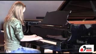 Klaverfestivalen i Aarhus - Caroline Frandsen - Vintersang