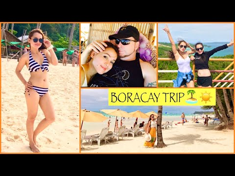 PHILIPPINE TRIP BORACAY 2017 THE BEST VACATION EVER