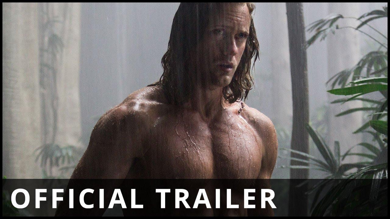 The Legend of Tarzan   Officiële trailer 2   Ondertiteld   7 juli in de bioscoop in 3D