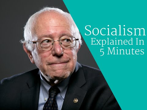 Socialism in 5 Minutes