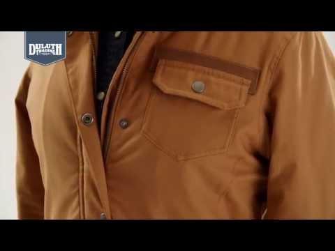 Duluth Trading Women's DuluthFlex™ Fire Hose® Jacket