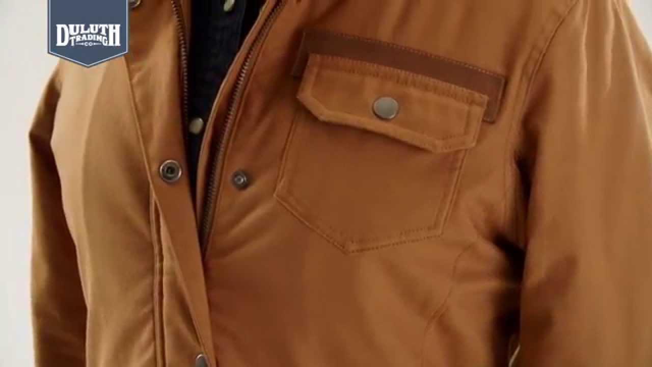 Duluth Trading Women S Duluthflex Fire Hose Jacket