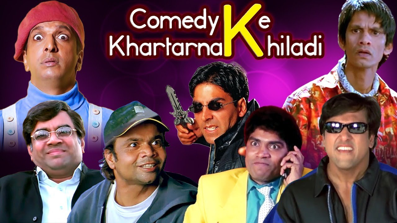 Best Hindi Comedy Scenes | Comedy Ke Khatarnak Khiladi | Rajpal Yadav - Johnny Lever - Paresh Rawal