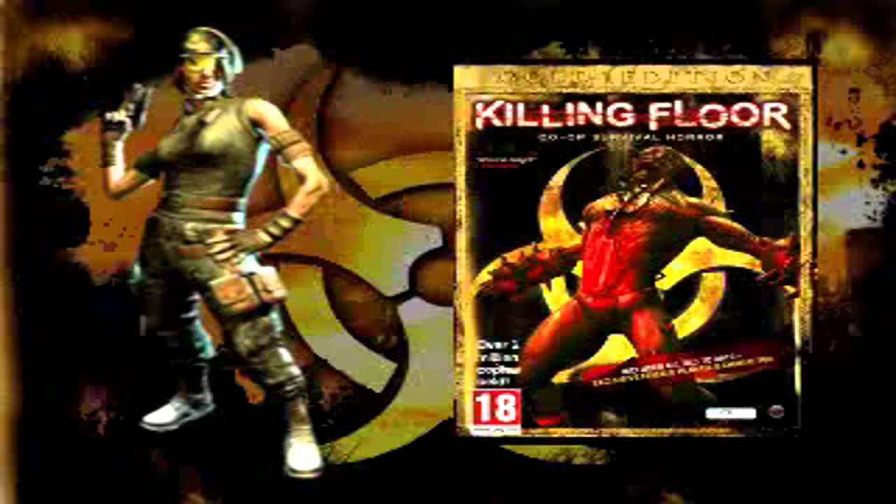 Killing Floor   Female Character DLC Retail Copy Advertisement