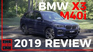 BMW X3 M40i 2019 Review