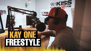 KAY ONE | FREESTYLE | Bei 98.8 KISS FM (2015)
