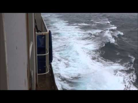 strong wind at Taiwan Strait