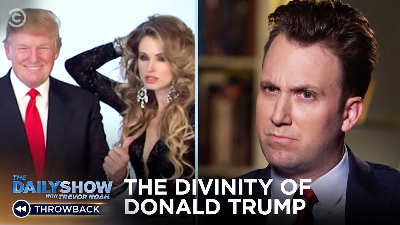 Download How Holy Is Donald Trump? | The Daily Show