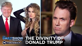 Download lagu How Holy Is Donald Trump? | The Daily Show