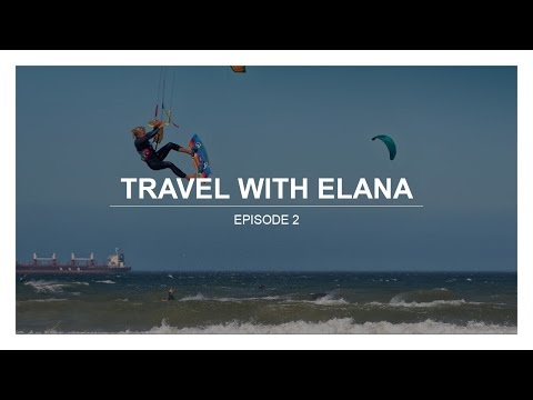 Travel with Elana | Kite Surfing | Elana Afrika-Bredenkamp