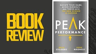 Peak Performance (Book Review)