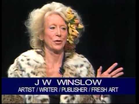 JW Winslow - Artist, Author, Poet - 6 of 10