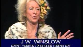 JW Winslow - Artist, Author, Poet - 6 of 10