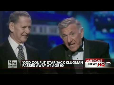 Jack Klugman, 1922 2012