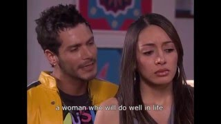 Mariana & Scarlett Cap 1 english
