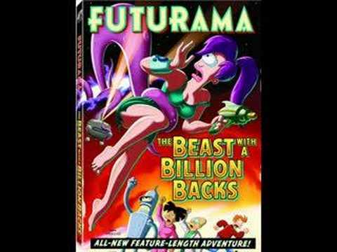 Futurama: The Beast with a Bil... is listed (or ranked) 24 on the list Movies Distributed by 20th Century Fox Home Entertainment