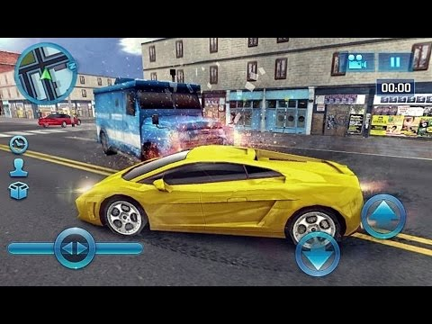 Driving in Car  Android Gameplay HD