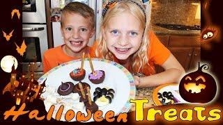Halloween Treats for Kids!