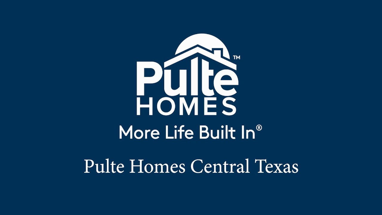 Central Texas Design Center Pulte Homes Youtube