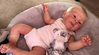 My experience buying vinyl reborn doll for the 1st Time vs. buying a silicone for the 1st time
