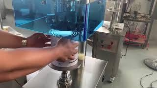반 자동 캔 시밍 기계, 캔 씰링 기계 가격, 캔 실러…