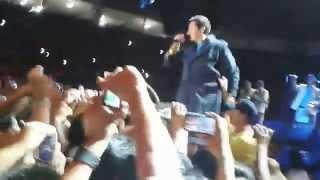 Regreso De Rogelio Torres a Banda Cuisillos (Fiestas De Octubre 2014)