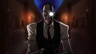 Badass Anime Butlers - Walter Dornez