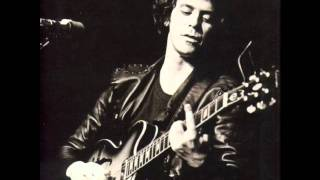 Lou Reed - Walk and Talk it BEST LIVE (NYC '72)