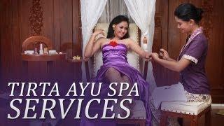 TIRTA AYU SPA SERVICES(Tirta Ayu V-Spa adalah pelopor tradisional health V-Spa pertama dan terlengkap di Indonesia bahkan di mancanegara yang berstandar internasional., 2013-05-02T19:08:16.000Z)