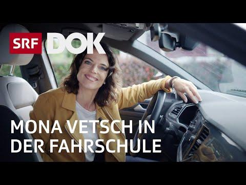 Mona Vetsch in der Fahrschule | Mona Mittendrin 2019 | Doku | SRF DOK