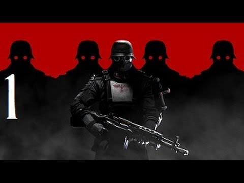 Let's Play - Wolfenstein: The New Order - 1