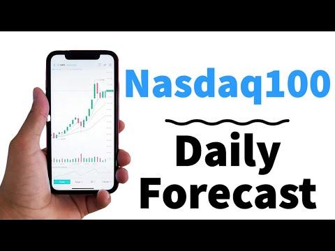 Nasdaq 100 Forecast for December 23rd, 2020