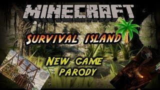 Survival island |UDK |Minecraft | by Konsordo