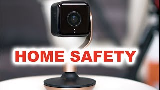 Hive View First Impressions: Safer Home Smart Camera