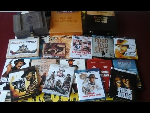 My Sergio Leone Western Collection