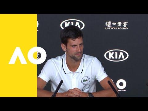 Novak Djokovic pre-event press conference | Australian Open 2019