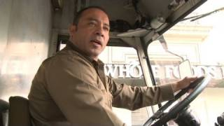 UPS drivers tackle holiday week