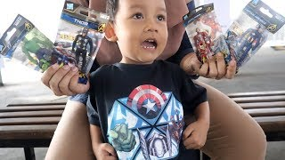 Drama Superhero Mencari Anggota Avengers Yang Hilang !