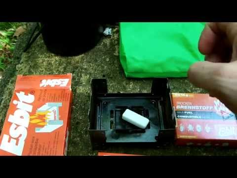 Hexi Solid Fuel Stove