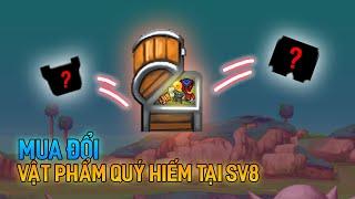 Ngọc Rồng Online - Đổi Đổ Hủy Diệt Lên Đời Cho Xayda Sv8...Bàn Tay Vàng Trong Làng Ăn Hại