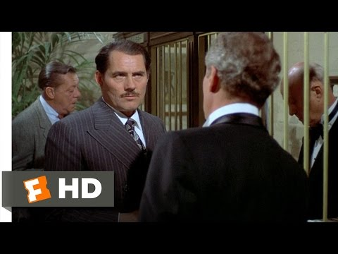 The Sting (5/10) Movie CLIP - This is a Class Joint (1973) HD