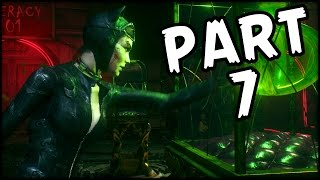 BATMAN Arkham Knight - Part 7 - Riddler Race! (Gameplay Walkthrough)